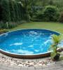 Бассейн Azuro круглый 400DL, 3,6х1,1 м (песочный фильтр)
