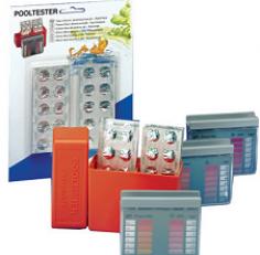 Тестер Pooltester Cl/pH