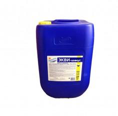 Маркопул Кемиклс для автоматических станций Экви-минус жидкое средство, канистра 20 л (25 кг)