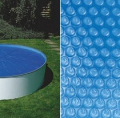 Покрывало плавающее Azuro для бассейна 3,6 м (круг)