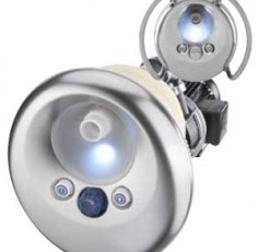 Противоток встраиваемый Badu Jet Vogue 58 м3/ч 3,30 кВт 380 В, LED прож. белый, без закл.